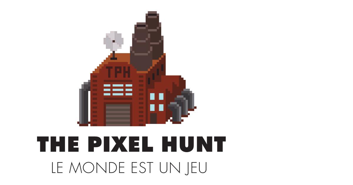 The Pixel Hunt Studio De Production De Jeux Du Réel